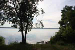 Scenic photo 1 of Seneca Lake from Willard